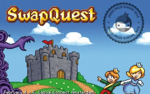 SwapQuest at Casual Connect Europe